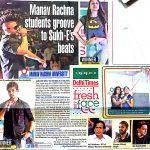 Delhi Times, DT Fresh Face- 4-9-17