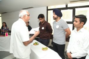 Department of Nutrition and Dietetics conducted a Healthy Recipe Competition