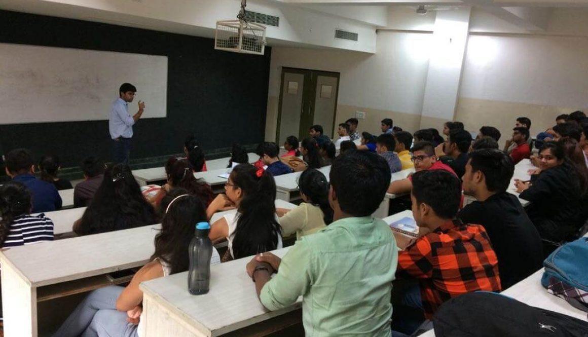 Entrepreneurial Awareness Drive (In Campus)
