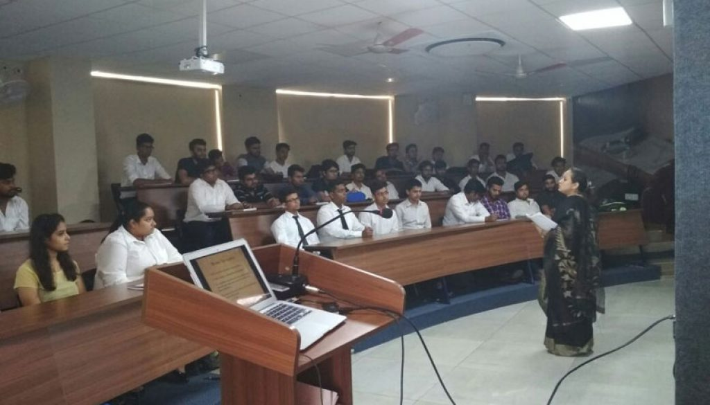 Faculty Of Law, MRU Conduct A Day-Long Workshop On Mooting Skills (1)