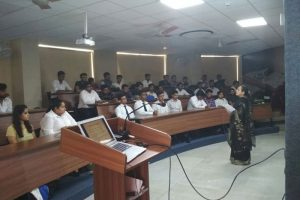 Faculty Of Law, MRU Conduct A Day-Long Workshop On Mooting Skills