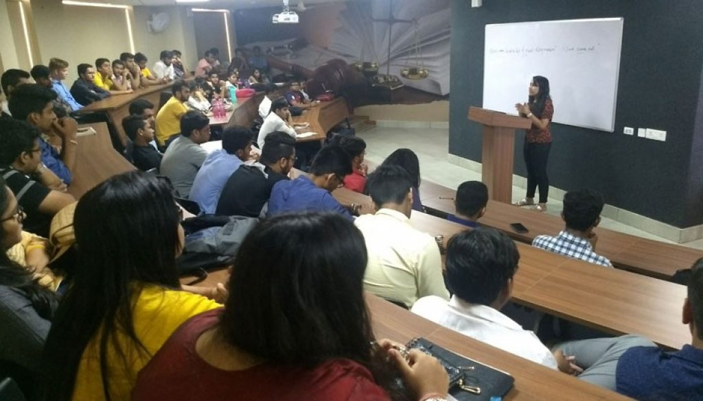 Faculty Of Law Organizes A Charcha (1)