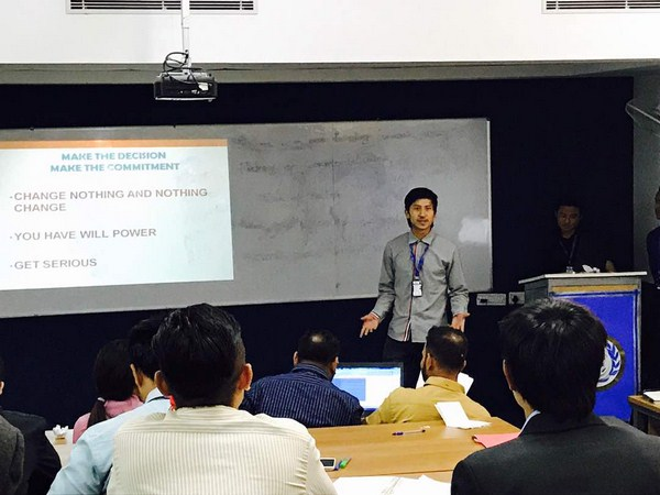 Honing up the Presentation Skills (3)