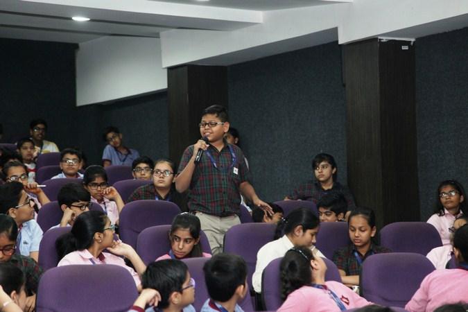 Life Skills Session @ MRIS (1)