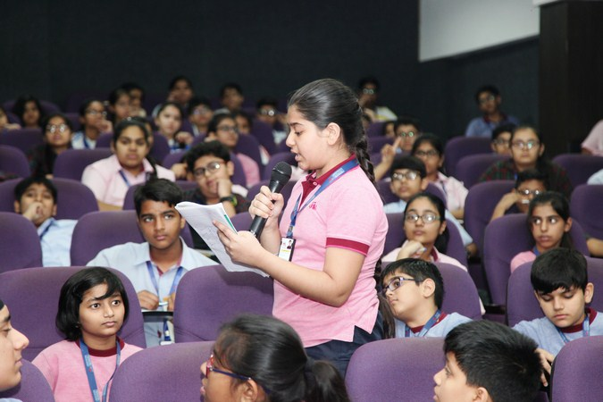 Life Skills Session @ MRIS (2)