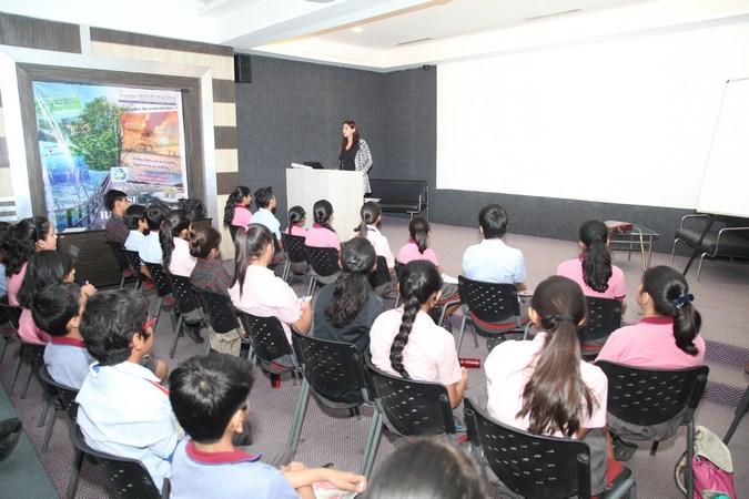 Life Skills Session @ MRIS (3)