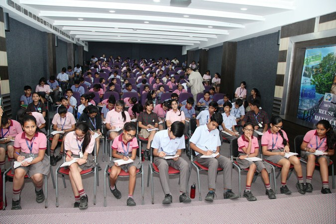 Life Skills Session @ MRIS (6)