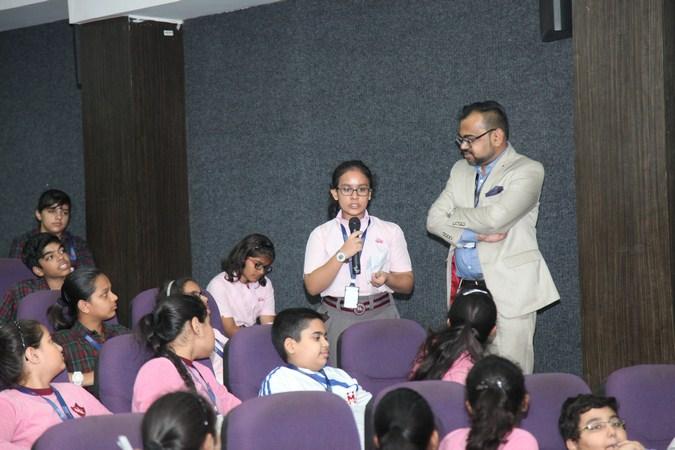 Life Skills Session @ MRIS (7)