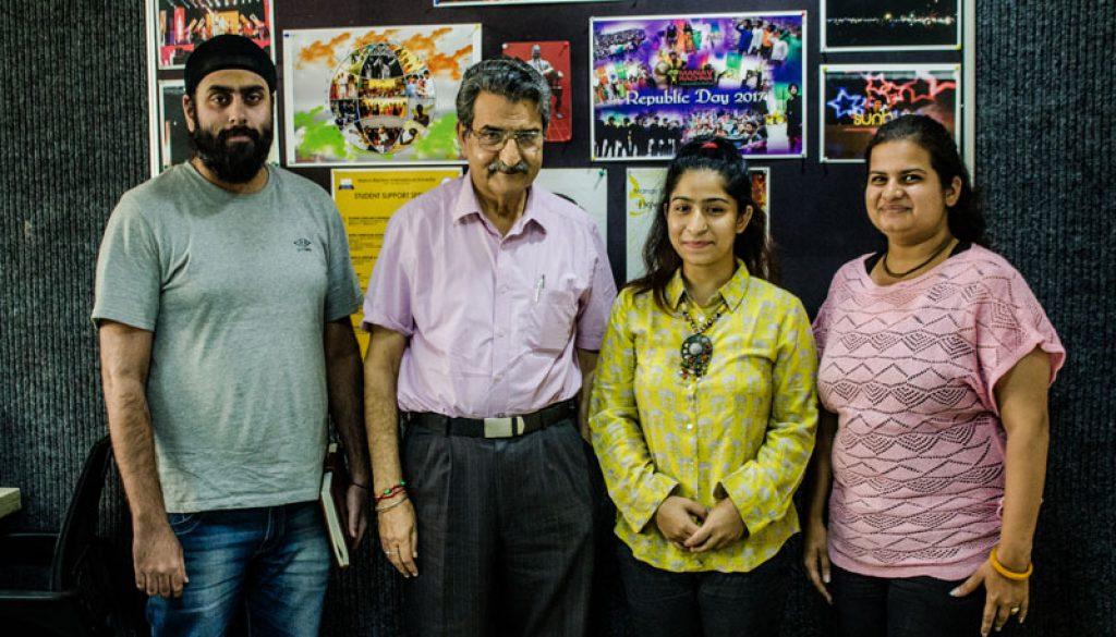 Manav-Rachna-Alumni-Association-was-gleeful-to-welcome-Ms.-Sameeya-Zargar,-alumnus-of-Civil,-FET,-MRIU