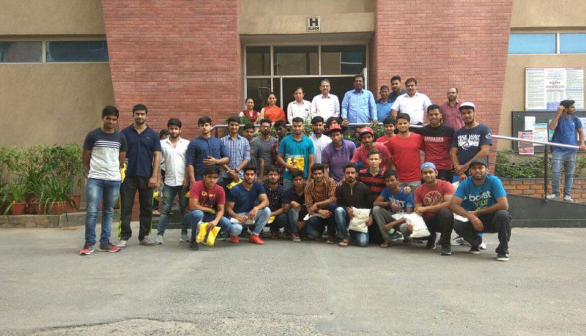Manav Rachna Educational Institutions Sports Activities