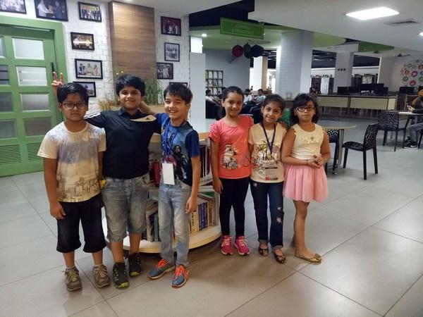 Manav Rachna Skill Summer Camp (2)