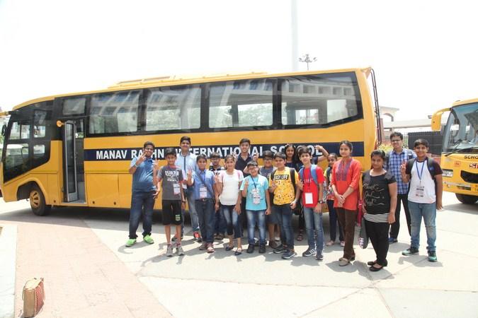 Manav Rachna Skill Summer Camp (4)