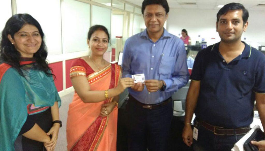 One Day Aadhar Card Camp in Manav Rachna Campus (1)