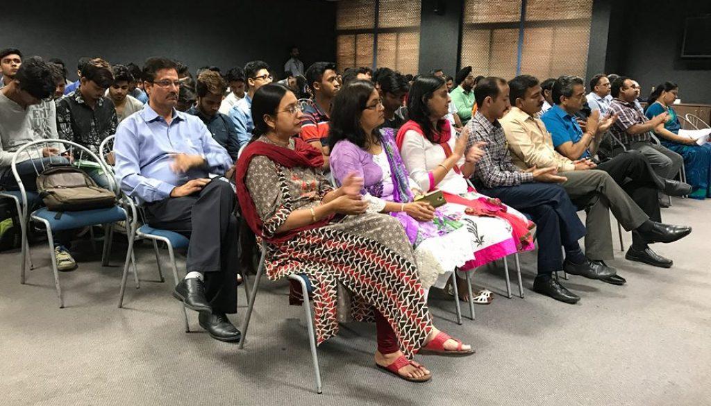 One Day Workshop Swachh under Swachhta Pakwada Initiative of UGC (4)