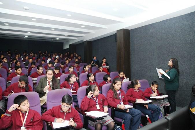 Peer Education @ MRIS (1)