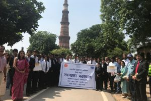 World Tourism Day celebrations by our budding hoteliers!