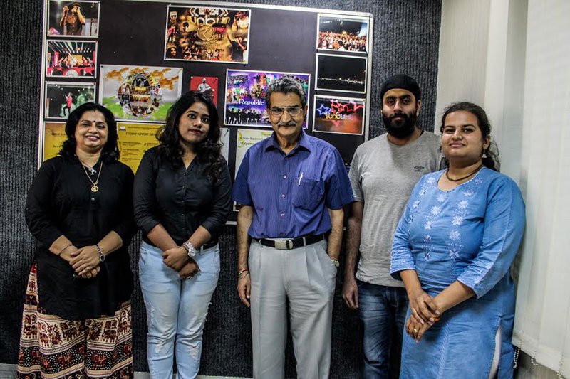 Faculty Of Commerce And Business Studies Organized An Alumni Lecture By Alumnus Ms Sanya Dayal
