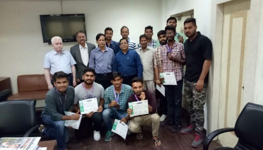 Brilliant Performance at IIT- Kanpur by MRIU teams! (2)