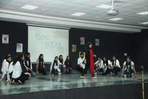 CSR Club event: Vision of India by Department of Business Studies
