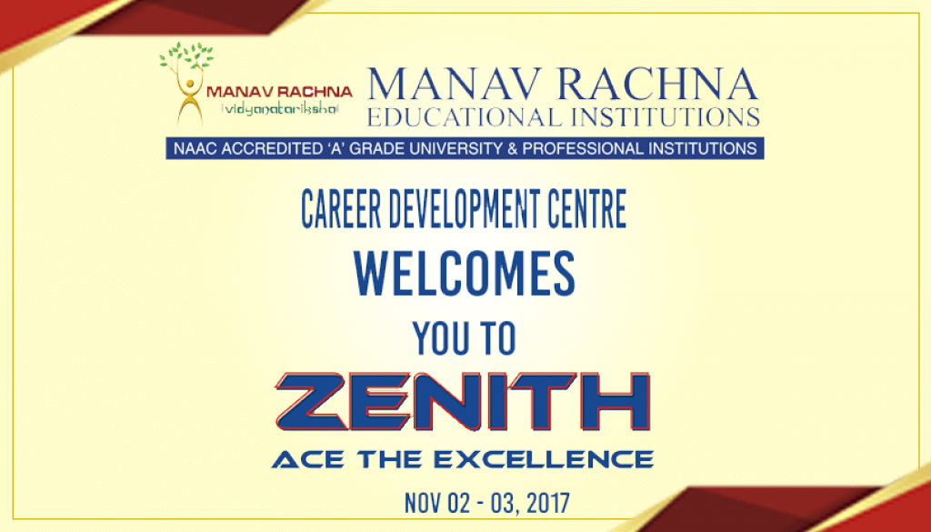 Certificates for Zenith 2k17