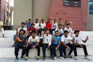 Civil Engineering Department Organized Cricket Match (3)