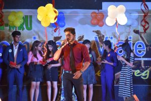 BBA 2K17 Fresher Party