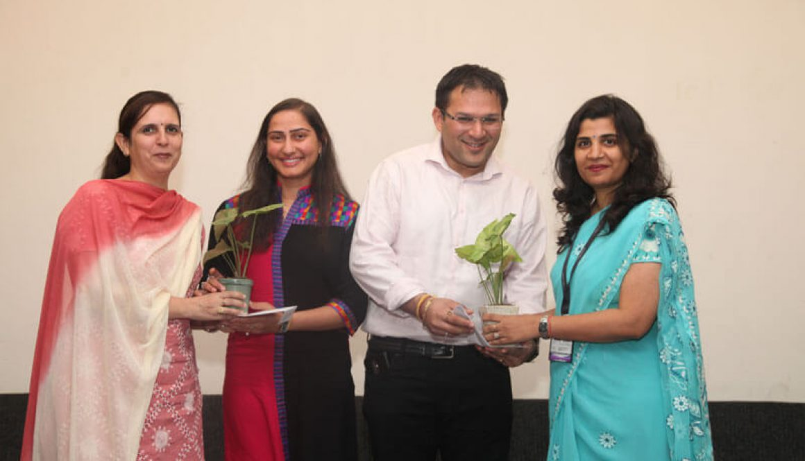 Department of Computer Science and Technology, MRU organized an Alumni talk on 'Career Perspectives'