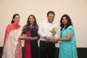 Department of Computer Science and Technology, MRU organized an Alumni talk on 'Career Perspectives' (2)