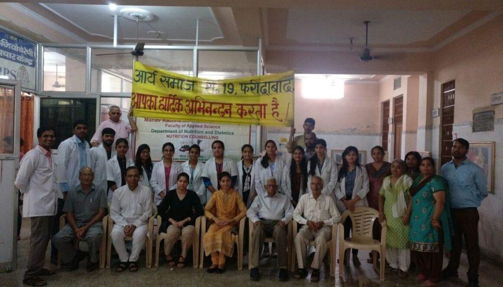 Free Community Health Check-Up