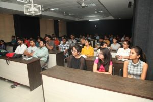 Guest Lecture by Mr Kaushal Mehtani, Head of Finance, McKinsey India