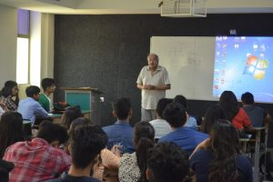 Guest Lecture on facets of Advertising!