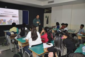 Guest lecture on 'Stakeholder Management and Communication'