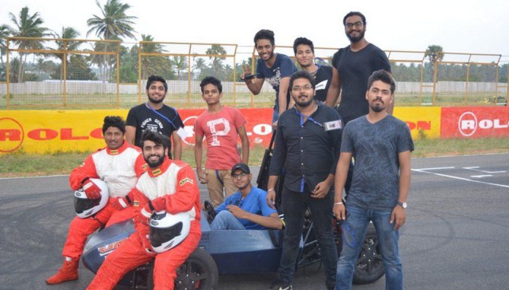 MRU students make it big at the Formula Student Competition (1)