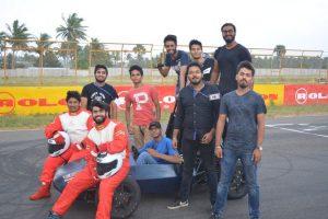 MRU students make it big at the Formula Student Competition