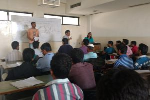 Mr. Kapil Rana, student of 2012-16 batch visited the department (3)