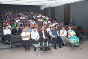 Shri R.V. Balasubramaniam Iyer, Vice President, Reliance Jio Infocomm Limited visited MRU!