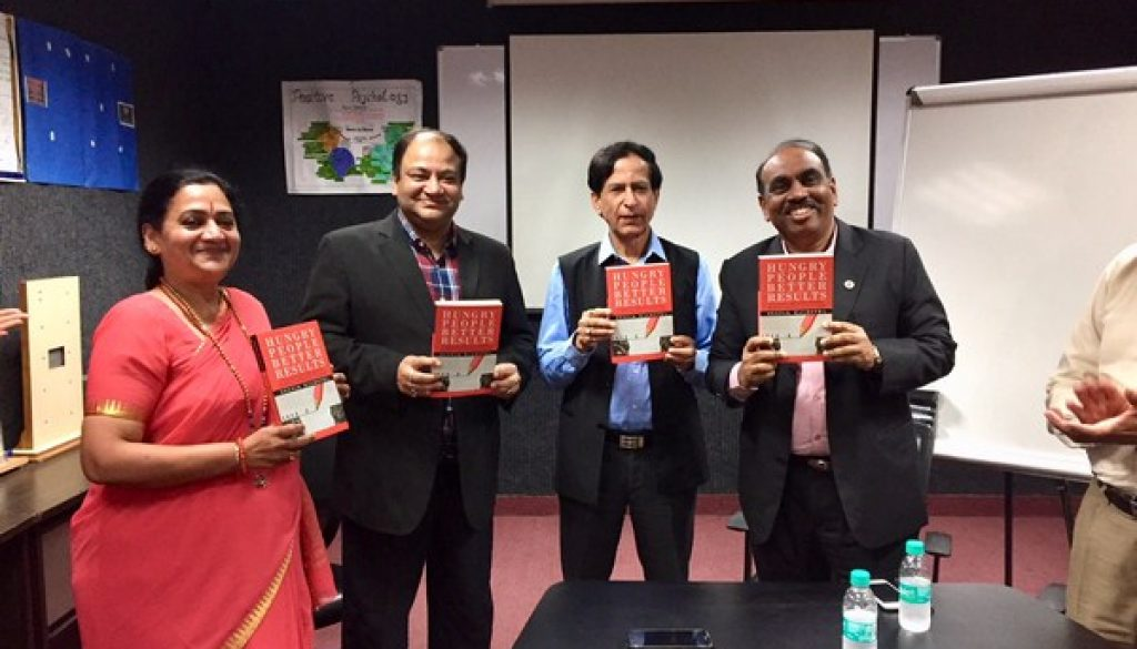 """""""Hungry People Better Results"""" Book Launch At FMS, MRIU (1)"""