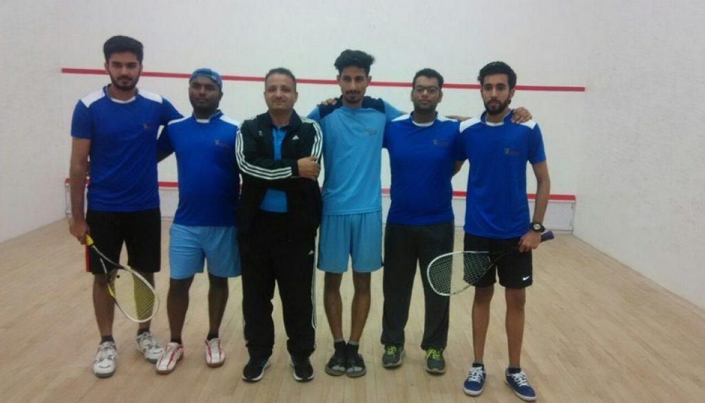 All India Inter University Squash (M) Tournament (2)