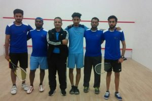 All India Inter University Squash (M) Tournament (2)