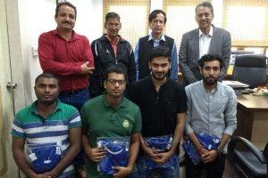All India Inter University Squash (men) Championship 2017-2018