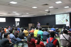 Bluetooth Controlled Robot by Android Workshop – 5th August 2015