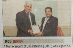 Daikin India signs MoU with Manav Rachna University for establishing 'Daikin Centre of Excellence' at its campus