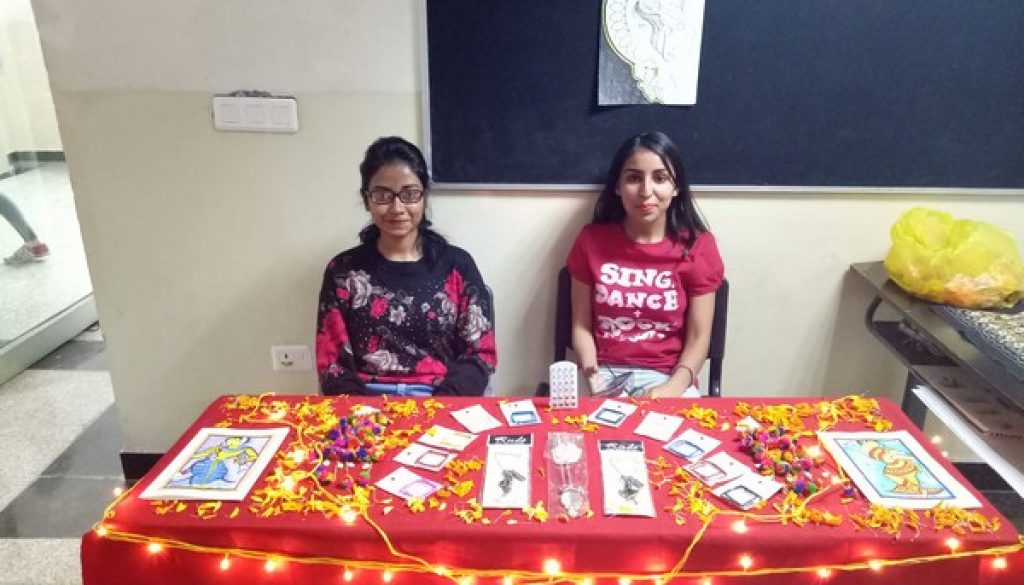Department of Business Studies, FCBS organized an exhibition by the name 'MARK-EXPO' (6)