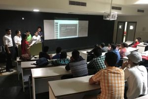 Department of Business Studies, Faculty of Commerce and Business, MRIU conducted an event 'FINANCE-O-PEDIA'