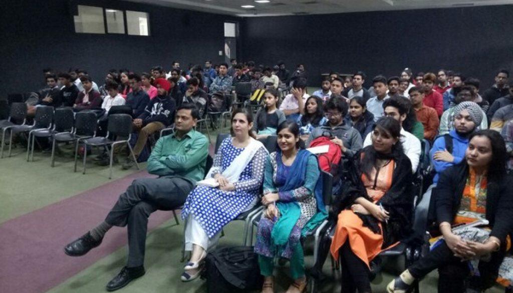 Expert Talk on 'Era of Specialization' by Ms Divya Chugh (1)