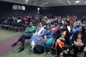 Expert Talk on 'Era of Specialization' by Ms Divya Chugh