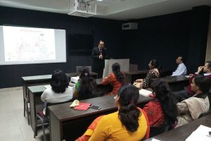Expert Talk on Scientific Research by Dr. Pinaki Chakraborty