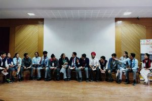 GDPro Junior 2017 where 'Learning is to lead' @ North Delhi