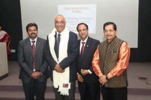 Guest Lecture By Mr Manoj Chugh President, Business Development: Enterprise Business, Tech Mahindra