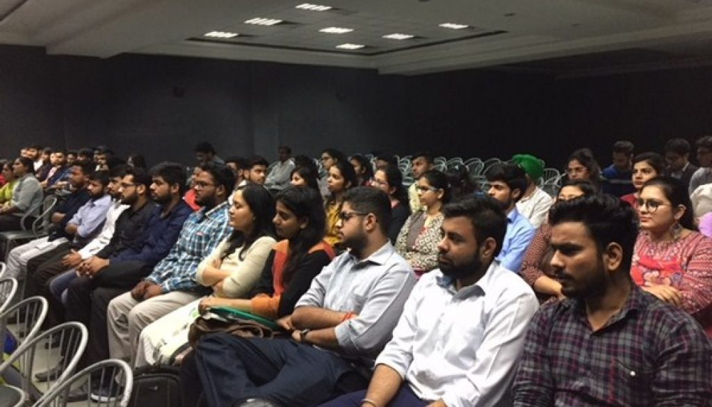 Guest Lecture by Mr. Akash Gupta (CEO, MD, MOBYCY) (4)